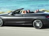 Обзор Mercedes C-Class Cabrio