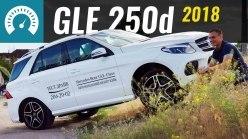 Тест-драйв дизельного Mercedes-Benz GLE SUV 250d