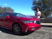 Тест-драйв Acura RLX