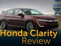 Тест-драйв Honda Clarity Plug-In Hybrid