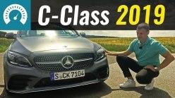Тест-драйв Mercedes C-Class 2019