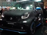 Smart fortwo coupe EQ - экстерьер