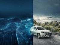 Промо видео Mitsubishi Outlander PHEV