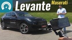 Тест-драйв Maserati Levante Q4 2018