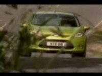 Видео с завода где собирают Ford Fiesta