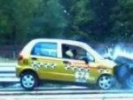 ����� ����-����: Daewoo Matiz vs Lada 2110