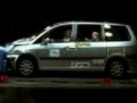 Краш-тест Peugeot 807