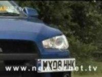 Видео обзор Mitsubishi Evo X