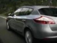Промо видео Renault Megane