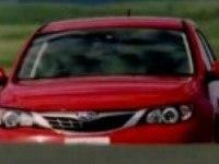 Рекламный ролик Subaru Impreza