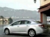 Видео обзор Toyota Avensis