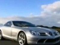 Коммерческое видео Mercedes-Benz SLR-Сlasse