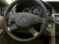 Видео обзор Mercedes-Benz E-Class: Интерьер