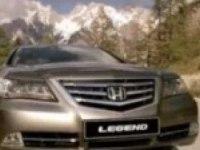 Видео обзор Honda Legend