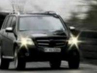 Видео тест Mercedes GLK