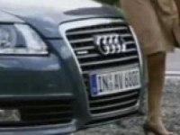 Коммерческое видео Audi A6