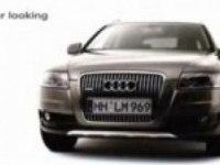 Промо видео Audi A6 Allroad Quattro