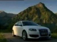 Коммерческое видео Audi S3