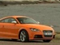 Видео обзор Audi TTS Coupe