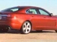 Видео обзор Jaguar XF