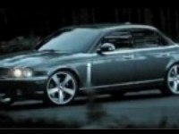 Коммерческая реклама Jaguar XJ