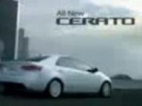 Рекламный ролик Kia Сerato 2009