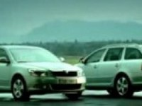 Реклама Skoda Octavia A5 Combi и Skoda Octavia A5