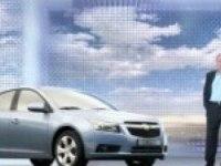 Chevrolet Cruze - ломаем стериотипы. Ролик 2