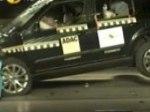 Краш-тест Skoda Yeti от EuroNCAP