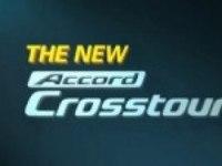 Реклама Honda Accord Crosstour