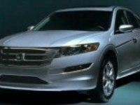 Рекламный ролик Honda Accord Crosstour