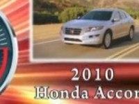 First Ever! - Honda Accord Crosstour