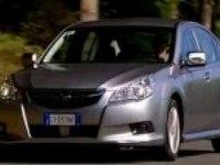 Видеообзор Subaru Legacy