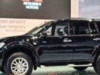 Премьера Pajero Sport состоялась на Московском международном автосалоне.