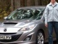 Тест-драйв Mazda3 MPS