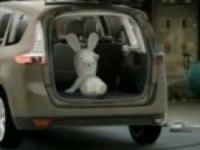 """Реклама  Renault Grand Scenic """"Вместительный багажник"""""""