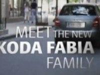 Рекламный ролик семейства Fabia 2010