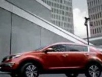 Реклама Kia Sportage