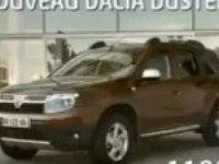 Рекламный ролик Dacia Duster