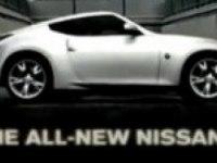 Реклама Ниссан 370Z