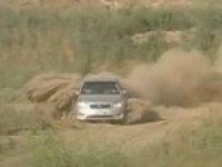Toyota Matrix Off Road