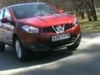 Промовидео Nissan Qashqai