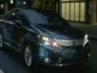 Реклама Lexus HS 250h