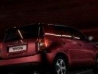 Реклама Toyota Urban Cruiser