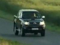 Промовидео Toyota Hilux Double Cab
