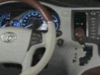 Интерьер Toyota Sienna