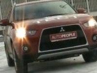 Тест-драйв Mitsubishi Outlander XL от Autopeople.RU