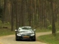 Видеообзор Audi S5 Sportback