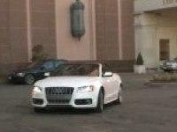 Видеообзор Audi S5 Cabriolet (англ)