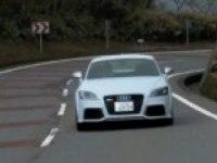 Промовидео Ауди TT RS Купе
